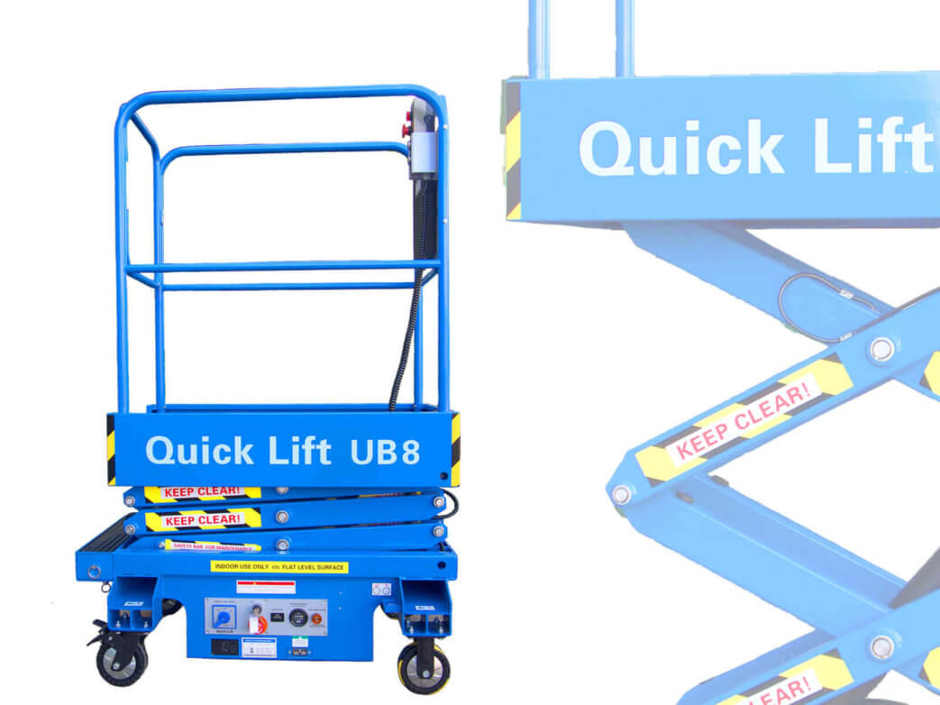 Quick Lift man lift scissor lift