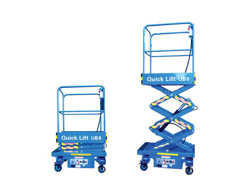 UB Series Mini Scissor Lift