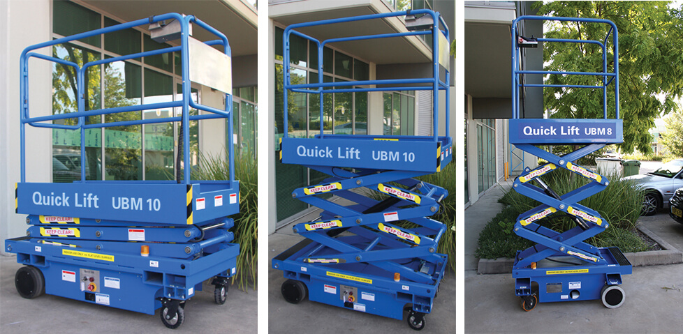 UBM Series Vertical Lift