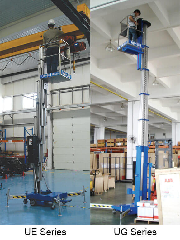 UG UE Series Aerial Working Platform